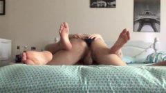 Young Couple Hungry Anal Plug Pleasure For Him