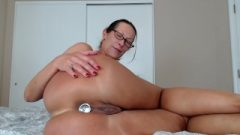 My Three Ass-Hole Plugs And HOW I Use Them! Enormous Booty Milf Jess Ryan