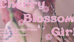 Cherry Blossom Girl Trailer– Butt-Plug & Double Orgasm