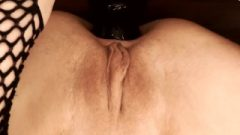 Spunk Runs From My Bum To My Face :D Clumsy Me, Pretty Anal Creampie, LOL :)