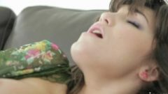 Holly M Fingers Her Self Till She Has And Orgasm