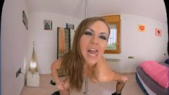 Tina Kay Gets An Orgasm On The Pole