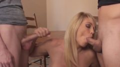 Charlee Chase Thanksgiving Sperm Gravy