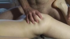 Fuck My Babe 18 Years Old Gir With Anal Plug And Jizz Inside Wet Twat